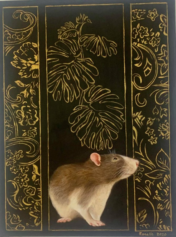Ronel Lourens - Year of the Rat I Oil on canvas 40 x 30 cm.jpg